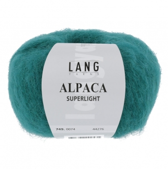 Alpaca Superlight Lang Yarns