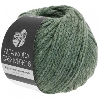 Alta Moda Cashmere 16 Lana Grossa 45 Graugrün