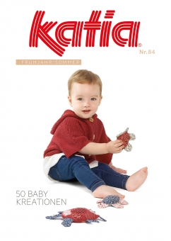 Baby - Anleitungsheft Nr. 84 von Katia