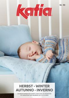 Baby - Anleitungsheft Nr. 90 von Katia