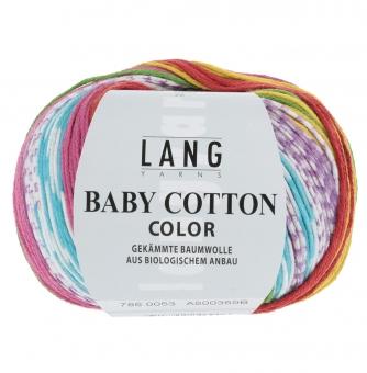 Baby Cotton Color Lang Yarns