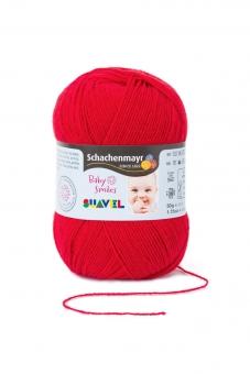 Baby Smiles Suavel Schachenmayr 01030 rot