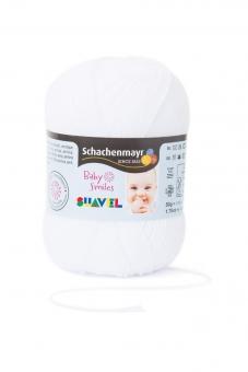 Baby Smiles Suavel Schachenmayr 01001 weiß
