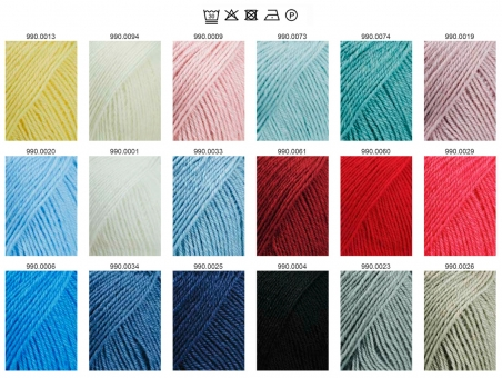 Baby Wool Wolle Lang Yarns