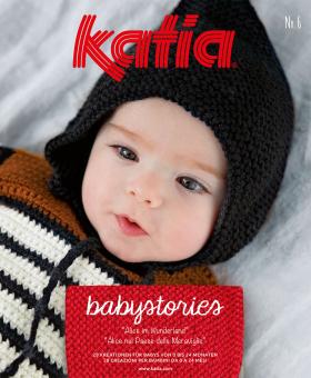 Babystories - Anleitungsheft Nr. 6 von Katia