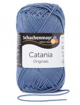 Catania Wolle Schachenmayr 269 graublau