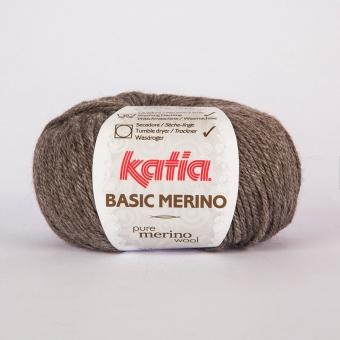 Basic Merino von Katia 08 Dunkelgrau