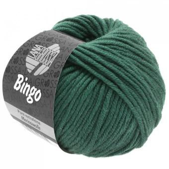 Bingo Uni Lana Grossa 189 dunkelgrün
