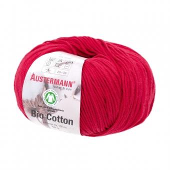 Bio Cotton Austermann 03 rot