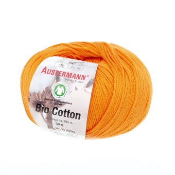 Bio Cotton Austermann 13 orange