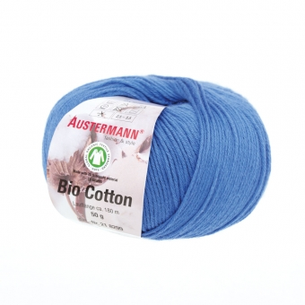 Bio Cotton Austermann 20 azur
