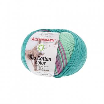 Bio Cotton Color Austermann 111 lagune