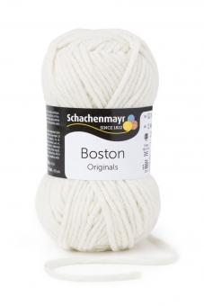 Boston Wolle Schachenmayr 02 natur