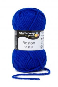 Boston Wolle Schachenmayr 151 royal