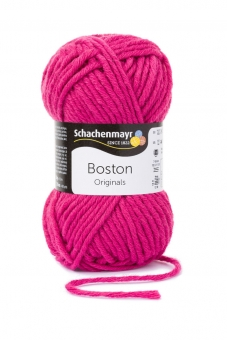 Boston Wolle Schachenmayr 35 pink
