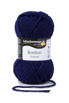 Boston Wolle Schachenmayr 54 indigo