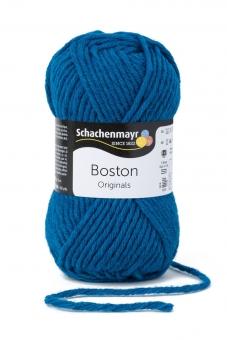 Boston Wolle Schachenmayr 65 mosaikblau