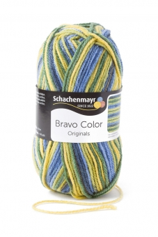 Bravo Color Wolle Schachenmayr 2093 barcelona color