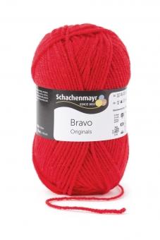 Bravo Wolle Schachenmayr 8221 feuer