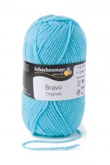 Bravo Wolle Schachenmayr 8324 türkis