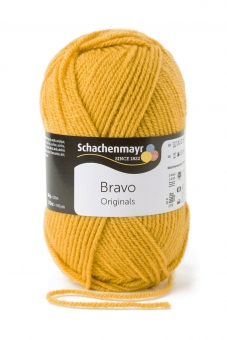 Bravo Wolle Schachenmayr 8337 gold