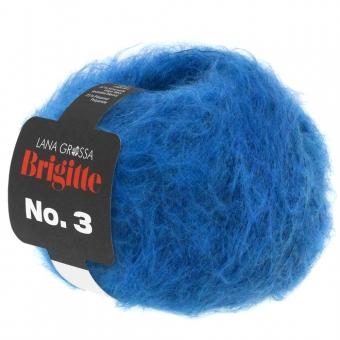 Brigitte No. 3 Lana Grossa 13 Blau