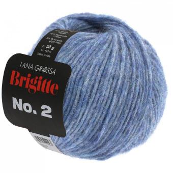 Brigitte No. 2 Lana Grossa 06 jeans