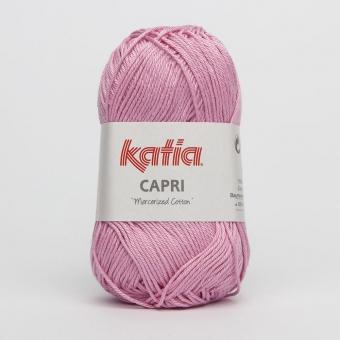Capri Wolle von Katia 82100 Rosé