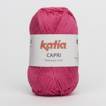 Capri Wolle von Katia 82115 Fuchsia