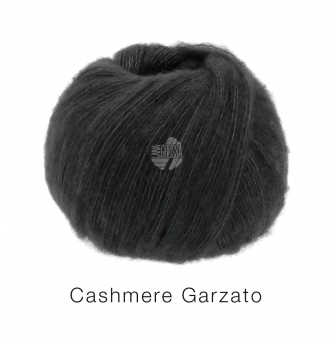 Cashmere Garzato Lana Grossa 09 Anthrazit