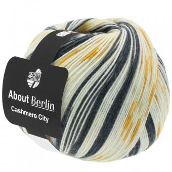 About Berlin Cashmere City Lana Grossa Sockenwolle
