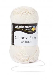 Catania Fine Wolle Schachenmayr 01005 creme