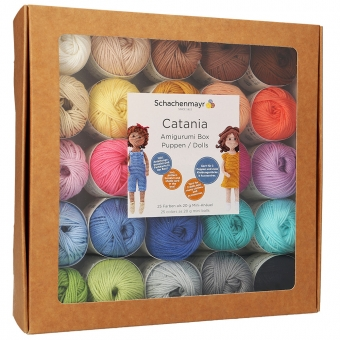 Catania Box – Amigurumi Puppen
