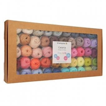 Catania Box – Pastellfarben
