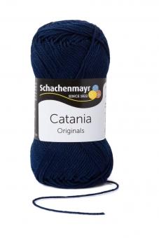 Catania Wolle Schachenmayr 124 marine