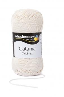 Catania Wolle Schachenmayr 130 créme