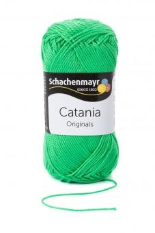 Catania Wolle Schachenmayr 389 maigrün