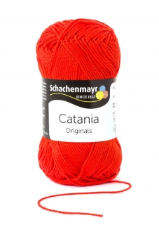 Catania Wolle Schachenmayr 390 tomate