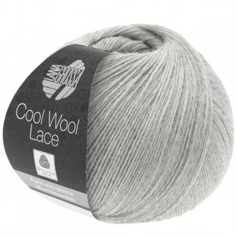 Cool Wool Lace Lana Grossa 27 Hellgrau