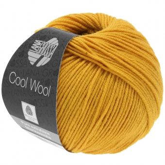 Cool Wool Uni Lana Grossa 2065 Safrangelb