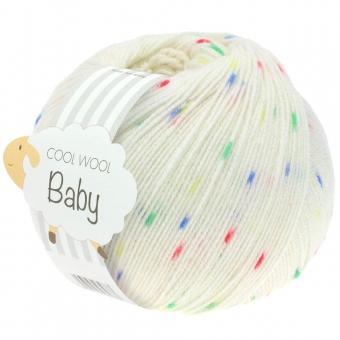 Cool Wool Baby Print Punto Lana Grossa 50g