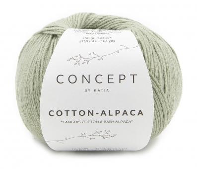 Cotton Alpaca Katia Concept