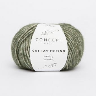 Cotton Merino Katia Concept 122 Blassgrün