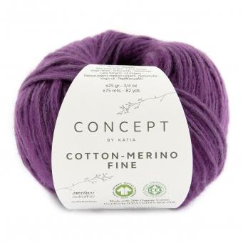 Cotton Merino Fine Katia Concept