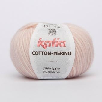 Cotton Merino Katia Concept 103 Sehr hellrosé