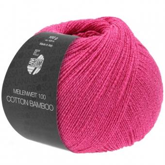 Meilenweit 100 Cotton Bamboo Lana Grossa Sockenwolle