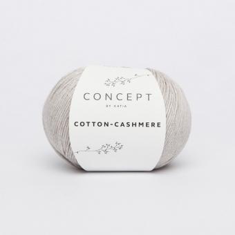 Cotton Cashmere Katia Concept 56 Steingrau