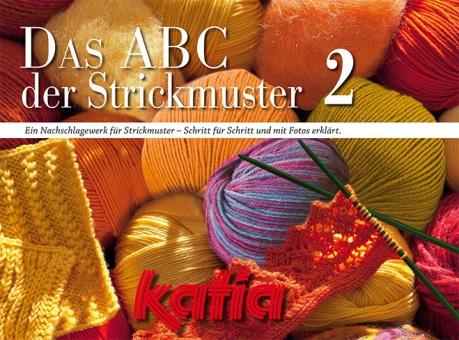 Das ABC der Strickmuster 2 von Katia