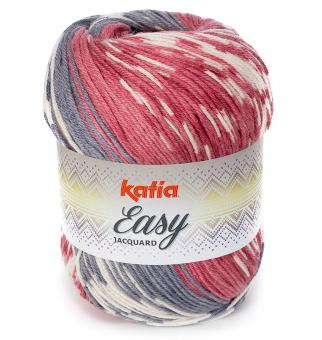 Easy Jacquard von Katia