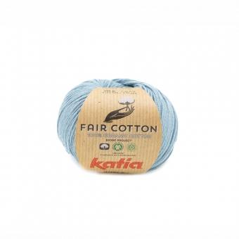 Fair Cotton Organic Katia 41 Graublau
